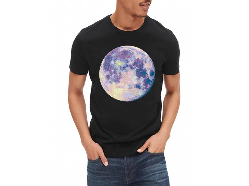 Pánské tričko Měsíc