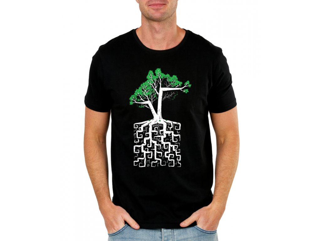 Pánské tričko Strom