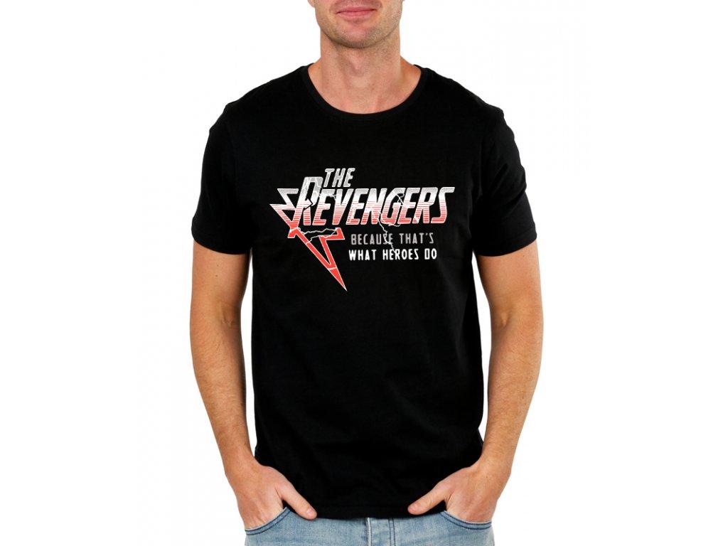 Pánské tričko Revengers Velikost: XXL