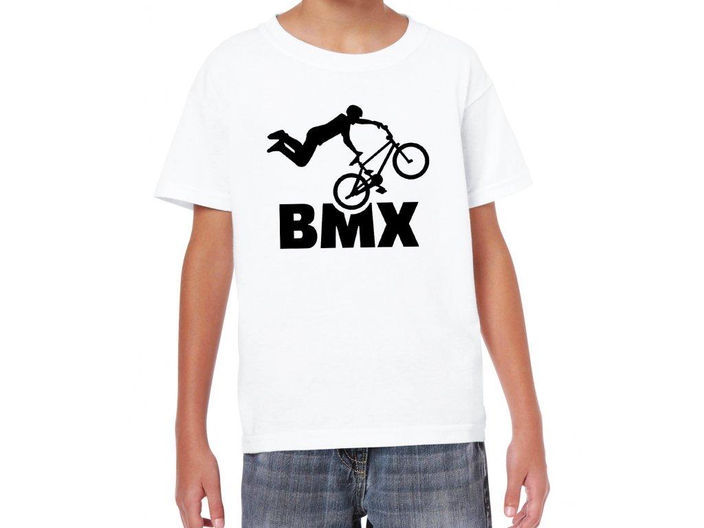 Dětské tričko BMX