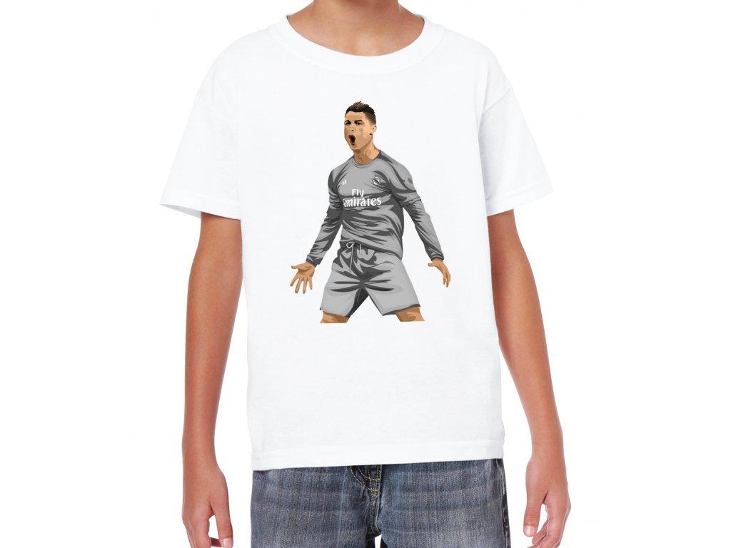 Dětské tričko Cristiano Ronaldo Real madrid