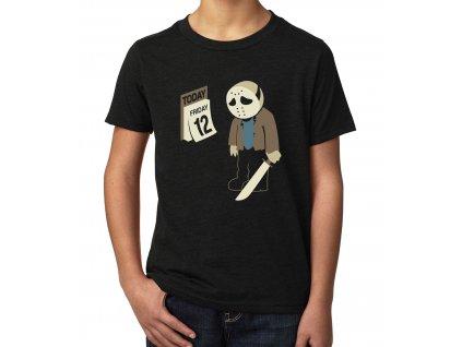 Dětské tričko Pátek 13.