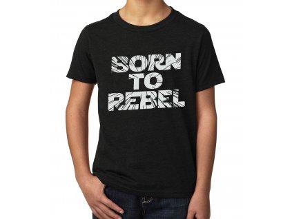 Dětské tričko Rebel