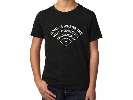 Dětské tričko Wifi Zdarma