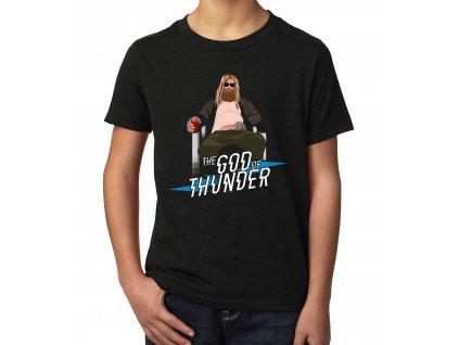 Dětské tričko Avengers Endgame Bůh blesku