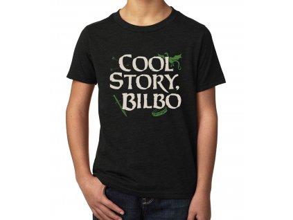 Dětské tričko Cool Story Bilbo