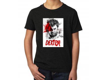 Dětské tričko Dexter