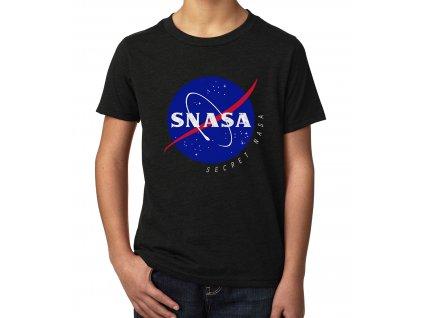 Dětské tričko HIMYM Snasa Tajná NASA
