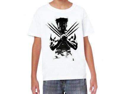 Dětské tričko Wolverine