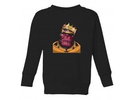 Dětská mikina Avengers Infinity war Thanos