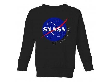 Dětská mikina HIMYM Snasa Tajná NASA
