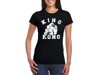damske tricko King kong film