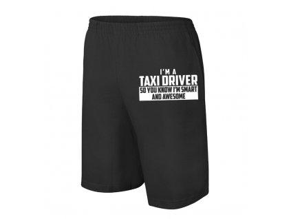 kratasy Jsem řidič taxíku a vím že jsem úžasný a chytrý