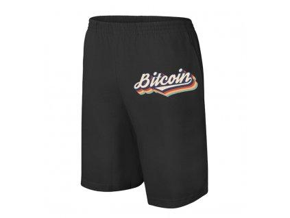 šortky Bitcoin duha