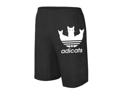 šortky Adicats Parodie Adidas