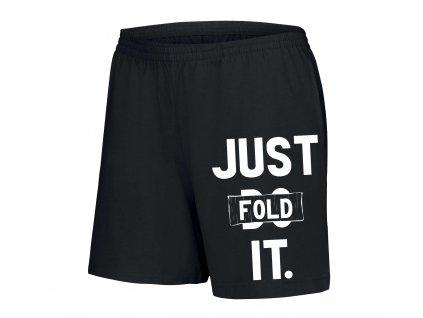 dámské šortky Poker Just Fold It
