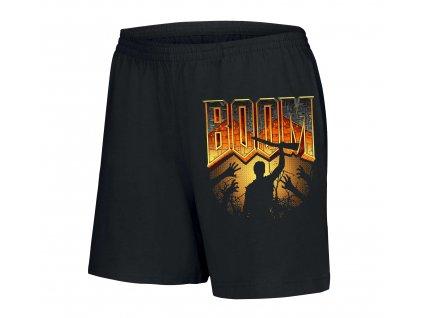 dámské šortky DOOM Boom