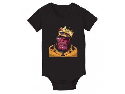 dětské body Avengers Infinity war Thanos