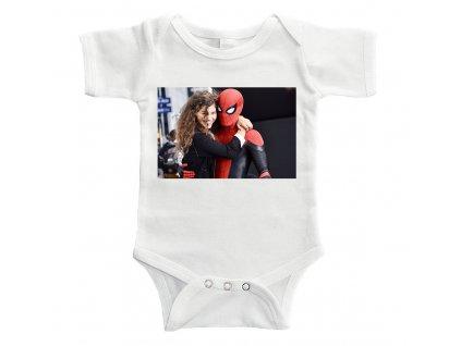 dětské body zendaya a spiderman