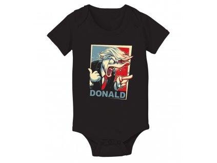 dětské body Donald Trump