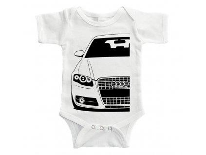 dětské body Audi A4