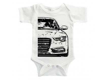 dětské body Audi A5