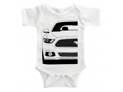 dětské body Ford mustang