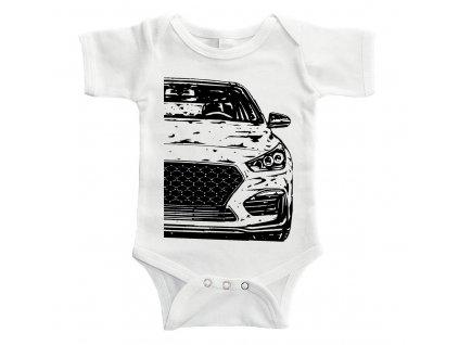 dětské body Hyundai i30
