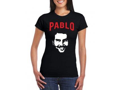 damske tricko Pablo Escobar