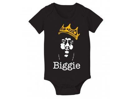dětské body Biggie Hip Hop