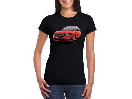 damske tricko Škoda Octavia RS 230