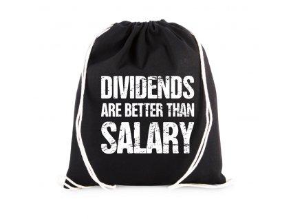 vak Dividendy lepší než výplata