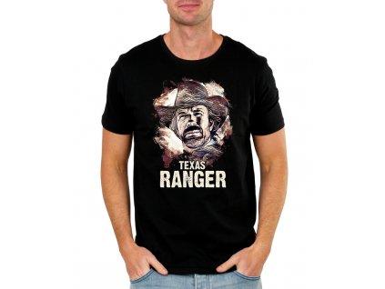 panske tricko Chuck Norris Texas Ranger