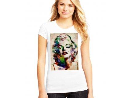 damske tricko Marilyn Monroe