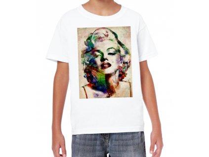 detske tricko Marilyn Monroe