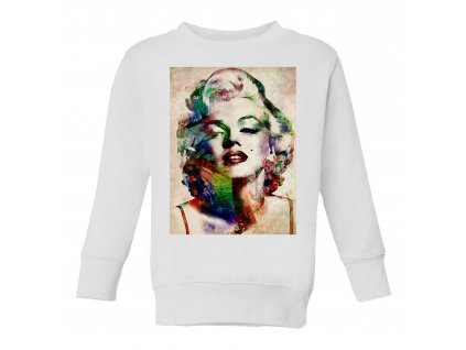 detska mikina Marilyn Monroe
