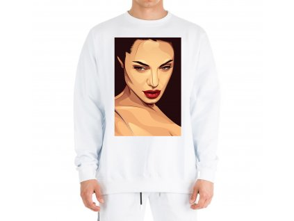 mikina Angelina Jolie obraz