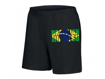 šortky dámské Brazilské jiu jitsu