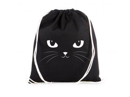 vak Černá kočka