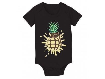 body Ananas granát