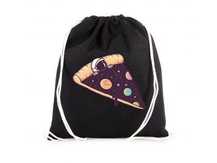 vak Pizza astronaut