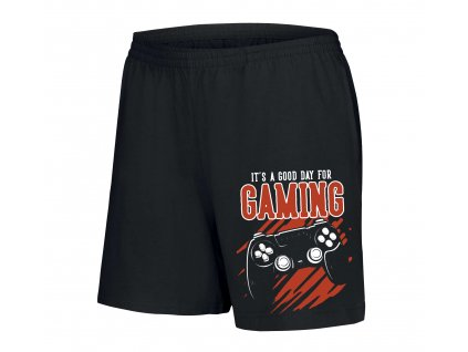 šortky dámské Den hraní her
