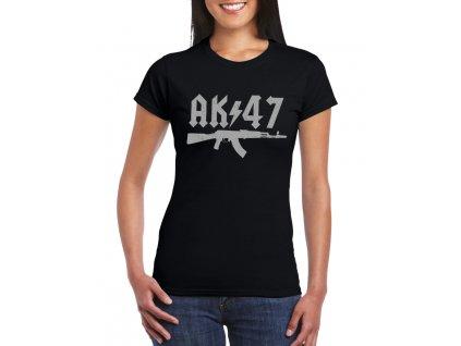 damske tricko AK 47