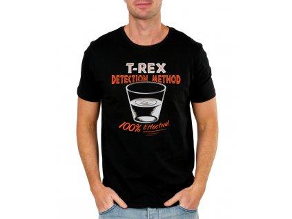 panske tričko T Rex