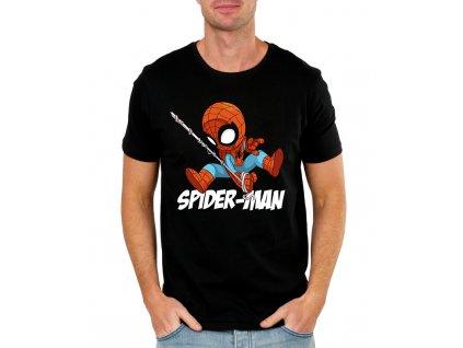 Pánské tričko Spiderman Avengers
