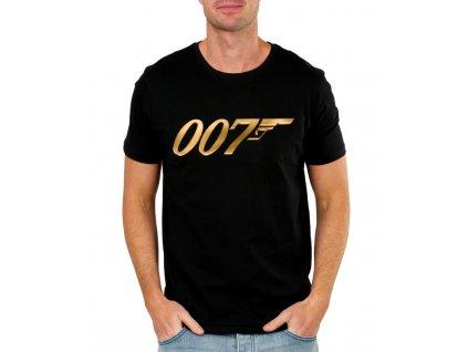panske tricko James Bond 007