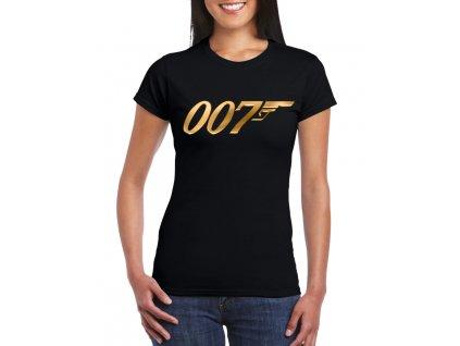 damske tricko James Bond 007