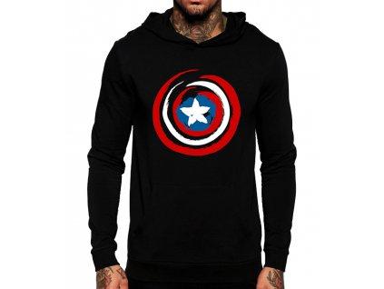 mikina Kapitán Amerika