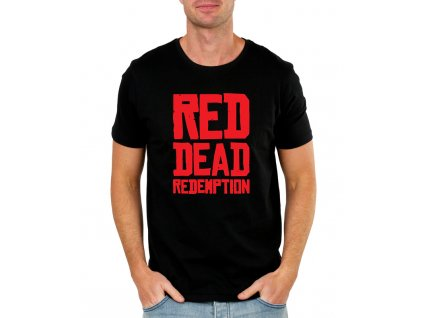 pásnké tričko red dead redemption