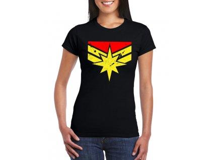 dámské tričko Captain marvel